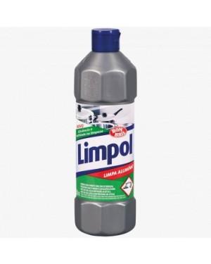 Limpador Aluminio Limpol 500ML