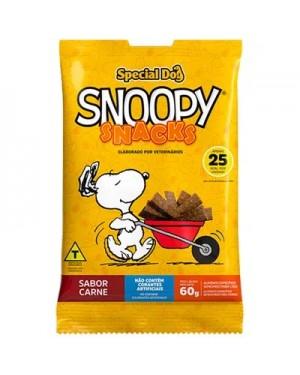 Ração Bifinho Snoopy Snack 60G Special Dog Carne