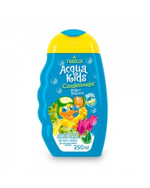 Condicionador Acqua Kids Praia Picina Nazac 250ML