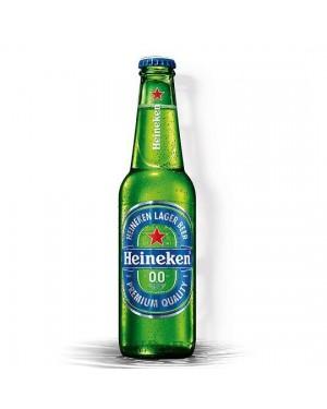 Cerveja Heineken Zero 330M LN