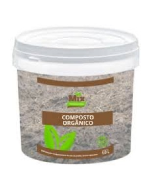 Adubo Organico Mix 3,6L