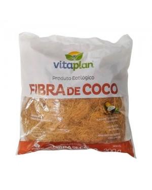 Fibra de Coco Nutriplast  200g Unica