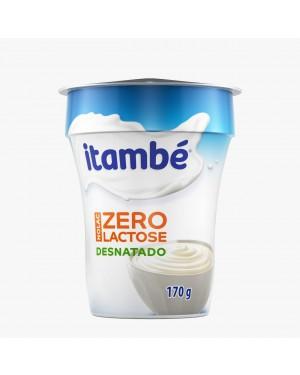 Iorgute Itambe Desnatado 170g Zero Lactose