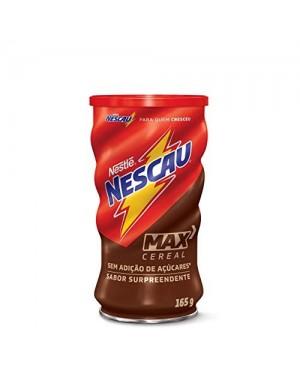 Achocolatado Nescau Max 165g S/açucar