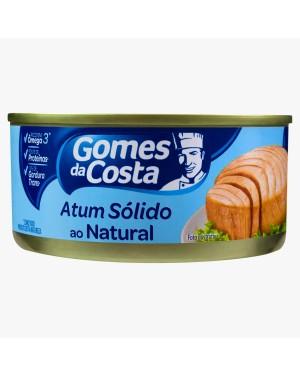 Atum Gomes Costa 120g Solido Natural Light