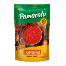 Molho Tomate Pomarola 320g Tradicional