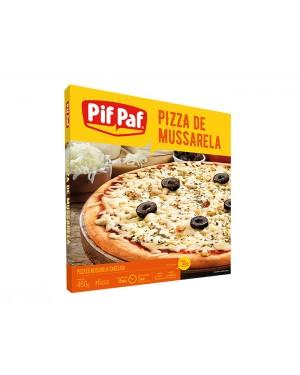 Pizza Mussarela Pif Paf 460G