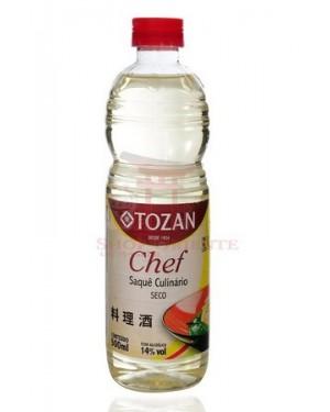 Saque Culinário Chef Tozan Azuma 500ML