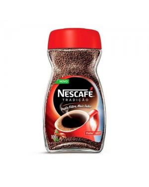 Cafe Nescafe 100g Vidro