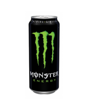 Energético Monster 473Ml Energy Green