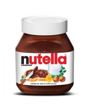 Creme Nutella Ferrero Avela 140G