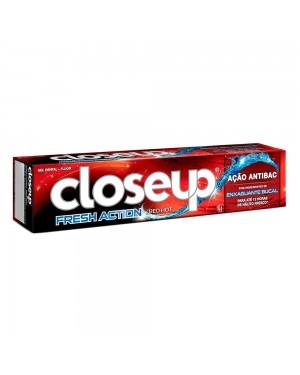 Creme Dental close up 90g Red Hot