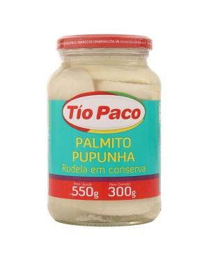 Palmito Tio Paco Pupunha Rodela 300G