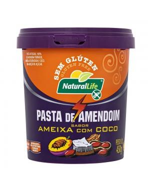 Pasta Kodilar Amendoim 450G Sem Gluten Ameixa e Coco