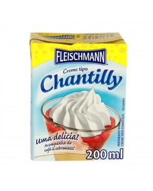 Chantilly Fleischmann 200ML