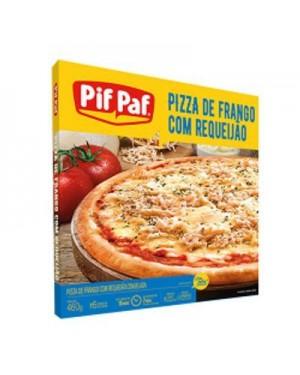 Pizza Pif Paf Frango Requeijão 460g