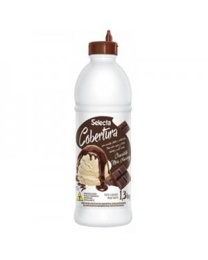 Cobertura Selecta 1,3Kg Chocolate