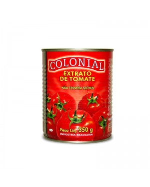 Extrato Tomate Colonial 350G