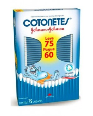 Cotonetes Johnsons Leve 75 Pague 60