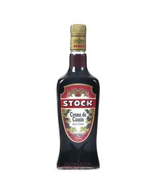 Licor Creme Cassis Stock 720ML