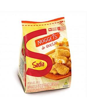 Nuggets de Queijo Sadia 300G