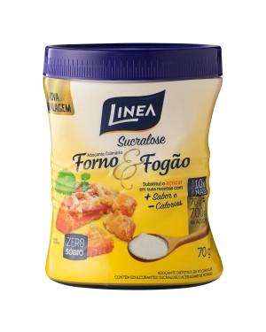 Adoçante Culinaria Sucralose 70g Linea