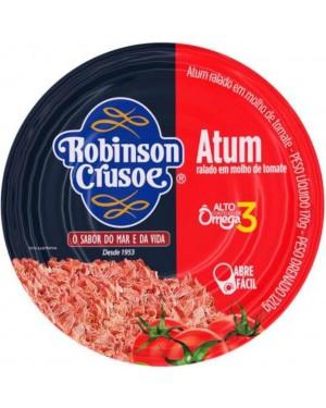 Atum Robinson Crusoe Ralado Molho de Tomate 170G