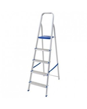 Escada Mor Alumínio 5 Degraus 5103