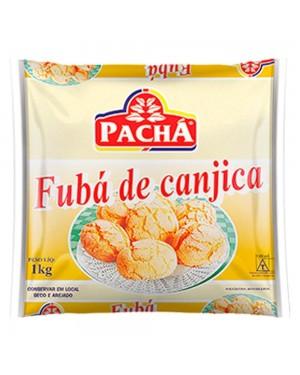 Fuba Pachá Canjica 1kg