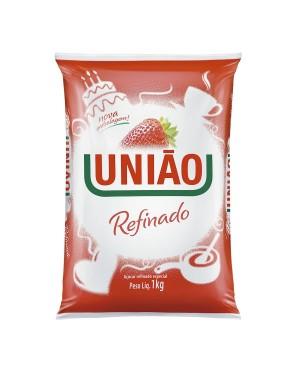 Açúcar União 1Kg Refinado