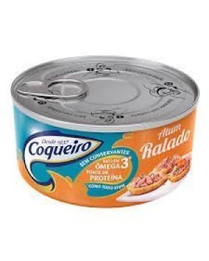 Atum Coqueiro Ralado 120g Oleo