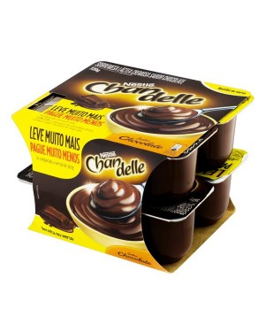 Sobremesa Chandelle Chocolate Nestle 720G