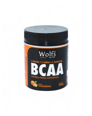 Bcaa 2.1.1  Tangerina Wolfs 200g
