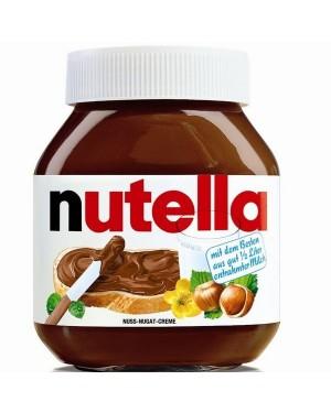 Creme Nutella Ferrero Avela 650g