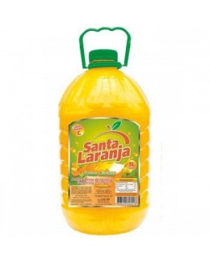 Bebida Mista Santa Laranja 5L Frutas Citrus