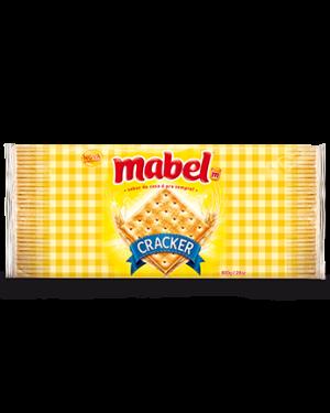Biscoito Mabel 800G Cream Cracker