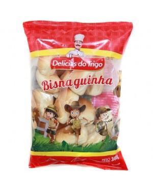 Bisnaguinha Delicias Trigo 300g