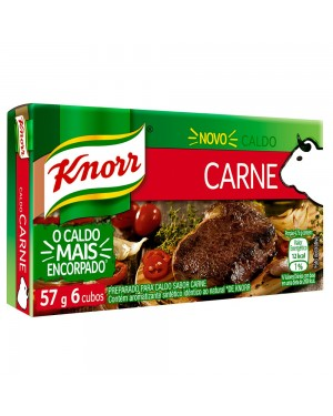 Caldo Knorr 57G Carne