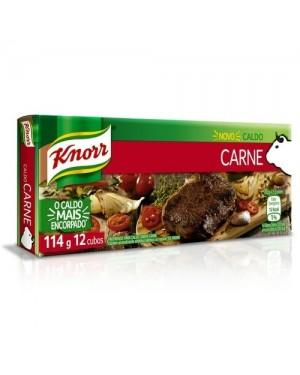 Caldo Knorr 114G Carne