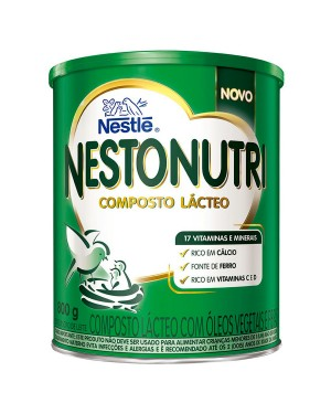 Leite em Pó Lácteo Nutri Neston 800g
