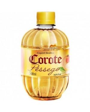 Coquetel Corote 500ml Alcoólico Pessêgo