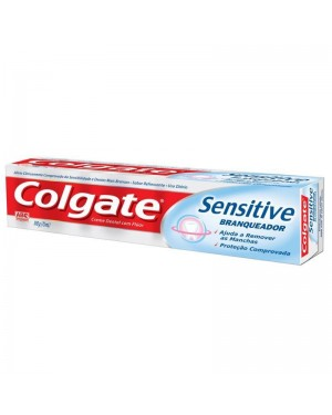 Creme Dental Colgate 100G Sensitive Branqueador