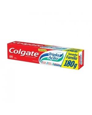 Creme Dental Colgate 180G Tripla Ação