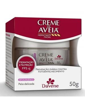 Creme Davene Hidratante Aveia 50G Classic