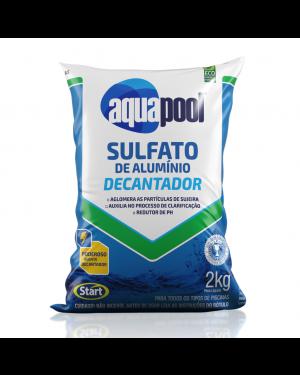 Sulfato Aluminio Aquapool 2kg
