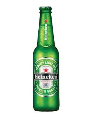 Cerveja Heineken 330Ml Long Neck