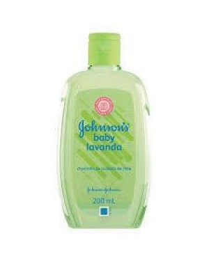Colônia Johnsons Baby 200ML Lavanda