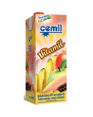 Bebida Lactea Cemil Vitamil 1L