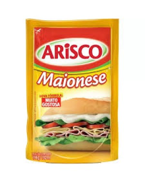 Maionese Arisco 196G Sh
