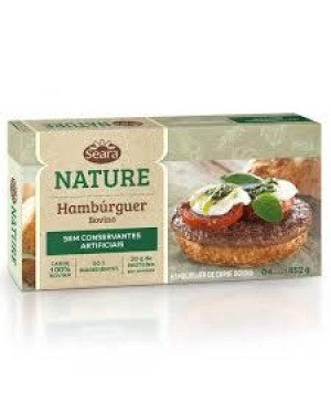 Hambúrguer Nature Trad. Seara 452G